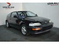 1991 Honda Civic CRX 1.6i VTEC 2dr HONDA CRX 1.6 VTEC DOHC SIR FRESH IMPORT Coup