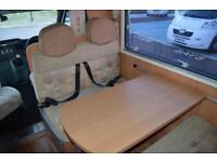 2010 CI CUSONA 500 FORD TRANSIT 2.2 DIESEL 110 BHP MANUAL 5 BERTH 6 TRAVELING SE