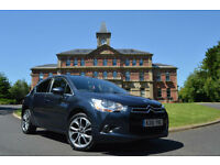 2011 Citroen DS4 1.6e-HDI 110bhp DStyle*PX SWAP Airdream*CHEAPEST ON NET*2 KEYS*