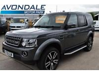 2015 LAND ROVER DISCOVERY SDV6 COMMERCIAL XS UTILITY VEHICLE 4X4 4X4 DIESEL