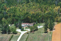 OPEN HOUSE SUNDAY 2-4PM -- 28.57 ACRES + 3,500 Square foot home!