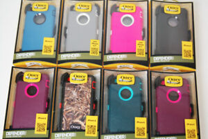 Cases * Otter Box - Defender *  Iphones * NEUFS