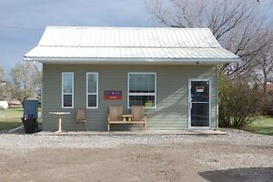 Movable Post Office Building