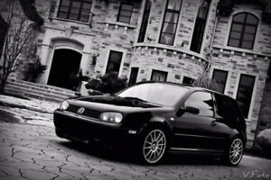 MK4 GTI VR6 Supercharged. 92,000 k's