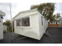 Static Caravan Steeple, Southminster Essex 3 Bedrooms 6 Berth Atlas Sahara 2003