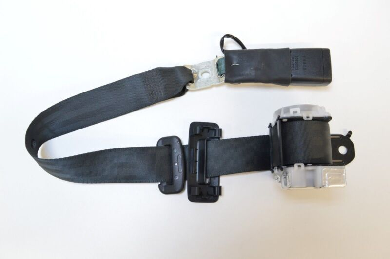 LEXUS GS 450h 2007 RHD REAR MIDDLE CENTER SEAT BELT WITH BUCKLE 7E5860 E063002