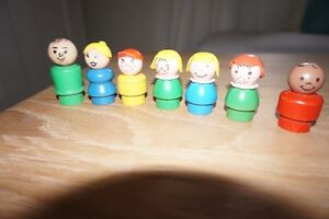 Personnage Fisher Price vintage
