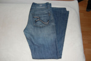 Designer Jeans - True Religions, Rock and Republic, 7 For all