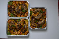 Authentic International Food - Affordable Catering!