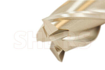 Shars 14 X 38 M-42 Cobalt Four Flute Double End Mill New