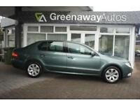 2013 SKODA SUPERB S GREENLINE II TDI CR RARE SUPERB MUST BE SEEN HATCHBACK DIES