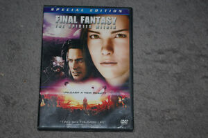 Final Fantasy: the spirits within, special edition movie London Ontario image 1