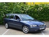 Volvo V70 2.4 auto 2003MY D5 SE