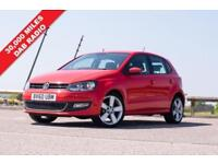 2010 60 VOLKSWAGEN POLO 1.4 SEL 2011MY DAB