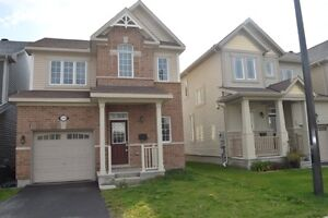 Single Detached Home in Kanata - November 1st or Immediately