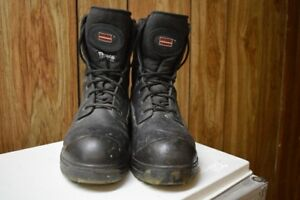 KODIAK WORKBOOTS - Rockfibre INSULATED HIGH-CUT
