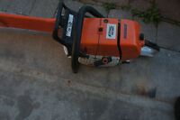 USED ONCE - STIHL MS 880 Chainsaw