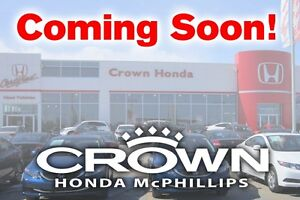 2011 HONDA CR-V LX - ONE OWNER, LOCAL TRADE, NO ACCIDENTS, LOW