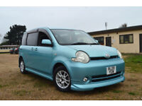 FRESH IMPORT LATE 2005 TOYOTA SIENTA 1.5 AUTOMATIC 7 SEATER YARIS VERSO