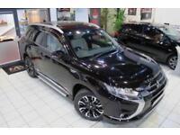 2017 MITSUBISHI OUTLANDER 2.0 PHEV 5hs 5dr Auto