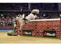 5 Tickets x Evening Performance for Puissance Olympia Horse Show Thurs 15th December
