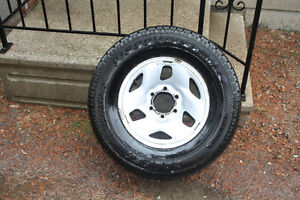 FOUR    16 inch Toyota Tundra Rims