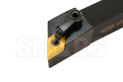 34 X 4-12 Rh Mdjn Indexable Turning Tool Holder Dnmg Carbide Insert P