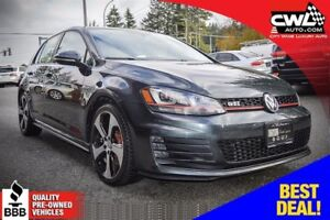 Volkswagen Golf Gti 5dr HB Manual Autobahn 2015