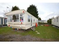 Static Caravan Steeple, Southminster Essex 3 Bedrooms 6 Berth BK Contessa 2000