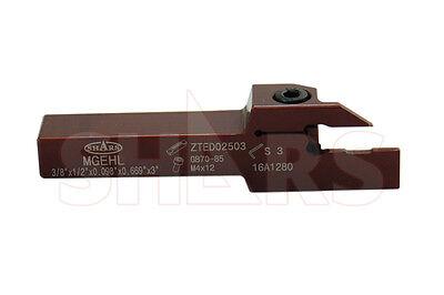 Shars External Lh Cutoff Grooving Turning Tool Holder 38x12 Shank 2.50mm P