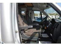 2011 AUTO-TRAIL APACHE 700 SE MOTORHOME 6 BERTH 6 TRAVELLING SEATS 6 SPEED MANUA