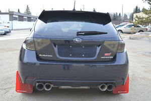 2008 Subaru STi Hatchback W/Sport Tech Package
