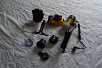 Diving Camera and  accessories