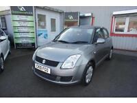 2010 SUZUKI SWIFT SZ2 NICE MILES GOOD HISTORY HATCHBACK PETROL