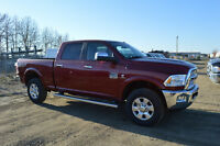 2014 DODGE RAM 3500 DIESEL LONGHORN....WE ARE CLEARING THEM OUT