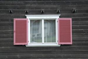 High-Quality and Professionally Crafted Shutters in Toronto!