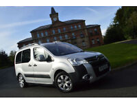 2008 Citroen Berlingo 1.6HDi 90hp Multispace XTR+FULL SERVICE HISTORY+9 STAMPS+