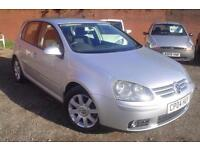 2004 Volkswagen Golf 2.0TDI GT 140 BHP+only 63k! 4 VW stamps !6 speed!