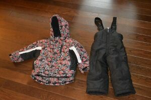 Snow Suit - Size 2 Kawartha Lakes Peterborough Area image 1