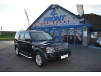 2008 LAND ROVER DISCOVERY 3 TDV6 SE 2.7 DIESEL AUTOMATIC 7 SEATER 5 DOOR 4X4 4X