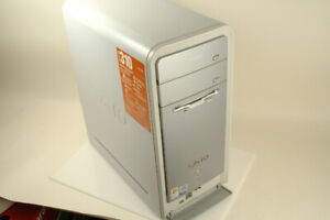 Sony VAIO PCV-RS310 - tower - P4 2.4 GHz - 256 MB