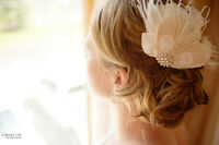 Professional mobile wedding hairstyling