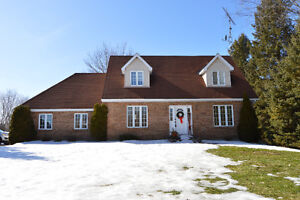 NEW PRICE 2 Story Brick Home 2 Car Garage on Glen Rd Cornwall Ontario image 1