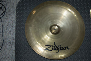 """Zildjian 18"""" China High in Brilliant finish, excellent condition"""