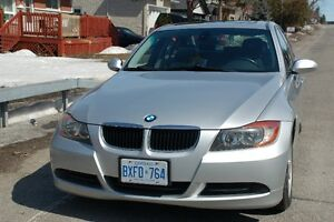 2007 BMW 3-Series Sedan