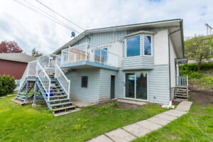 115 Birch Crescent, Enderby - Beautiful Enderby Cliff view!