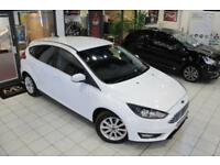 2014 FORD FOCUS 1.6 125 Titanium 5dr Powershift Auto