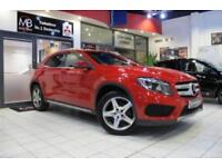 2015 MERCEDES BENZ GLA CLASS GLA 200d AMG Line 5dr LEATHER
