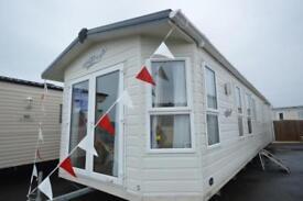 Static Caravan Isle of Sheppey Kent 3 Bedrooms 8 Berth ABI Ashcroft 2008 Harts