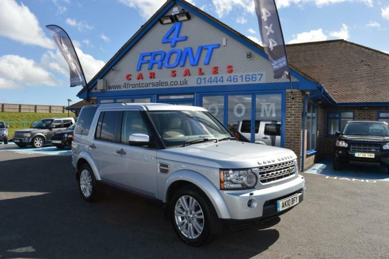 2010 Land Rover Discovery 4 Tdv6 Hse 3 0 Diesel Auto 7